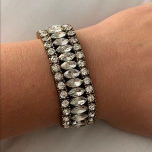 J. Crew Factory Gemstone Bracelet